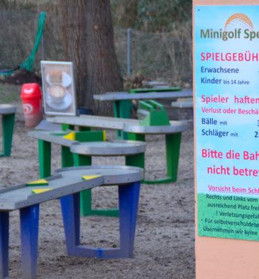 Minigolf Speyer Im Domgarten Auf Kidsdabei Entdecken