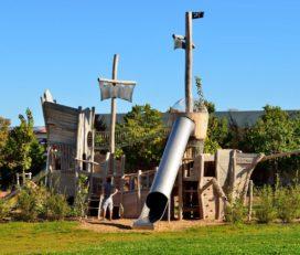 Unser Titelbild des Spielplatz Wachenheim